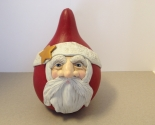 VIEW - Sculpted Santa